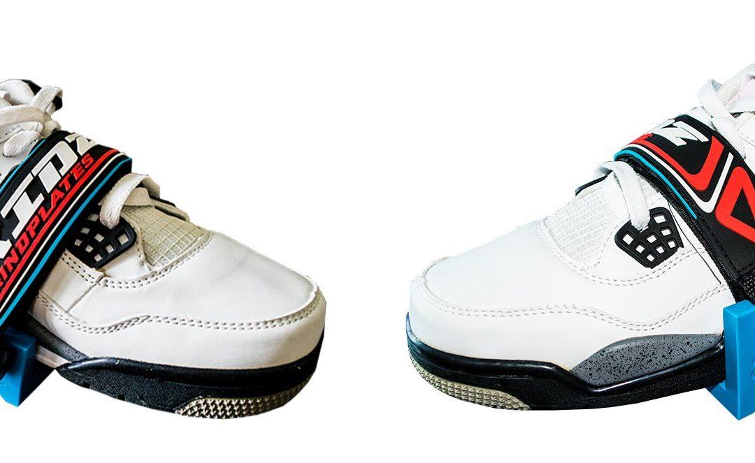 Soap Shoes or Skidz Grindplates?