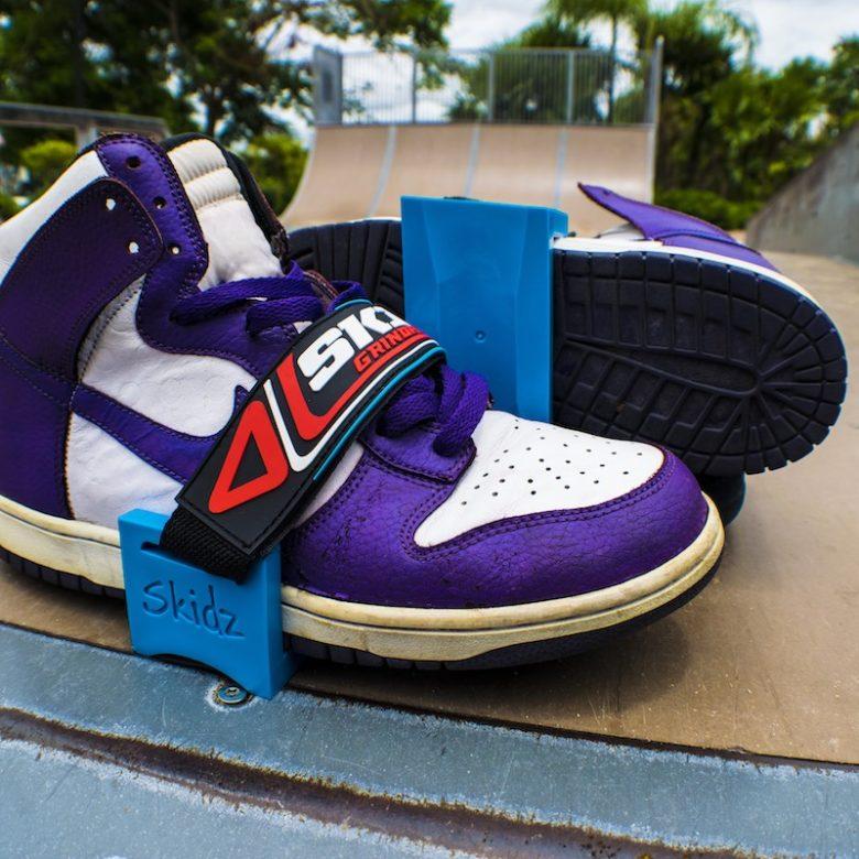 Skidz Grind Plates - soap sneakers