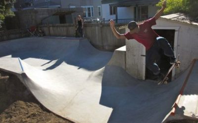 How to Build a Backyard Skatepark