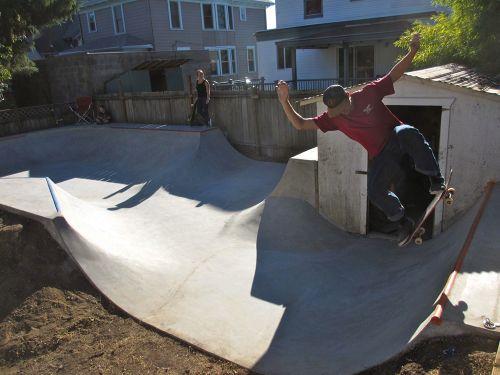How to Build a Backyard Skatepark
