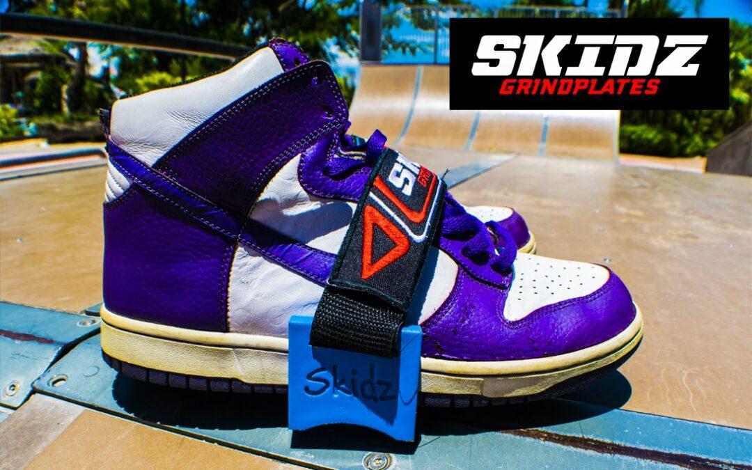 Heelys Revolution with Skidz GrindPlates